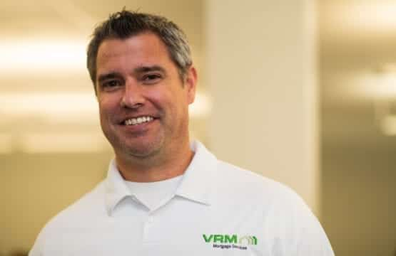Jared Scroggins, VRM Mortgage Services employee