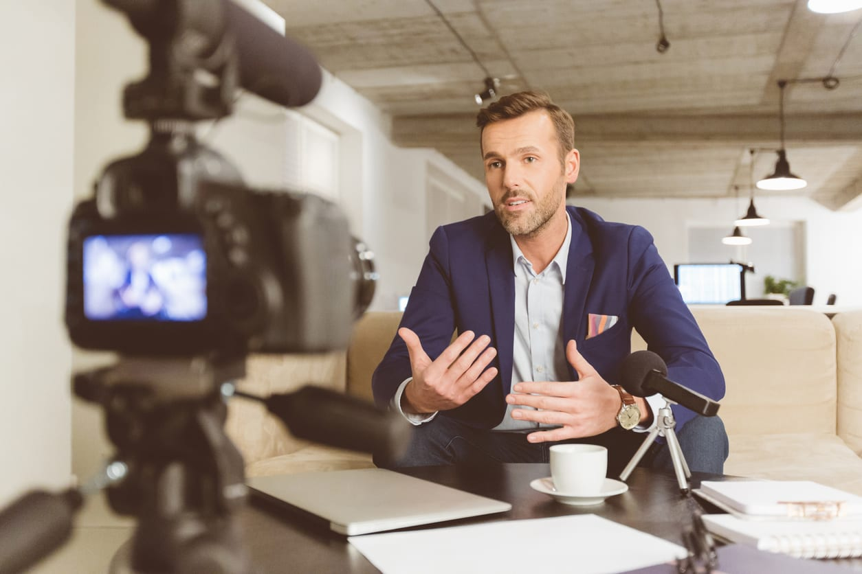 small business video image